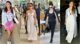 On-Flight Fashion: Bollywood's Best Dressed Stars at The Airport