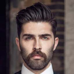 Men's Hairstyles For Oval Face Shape